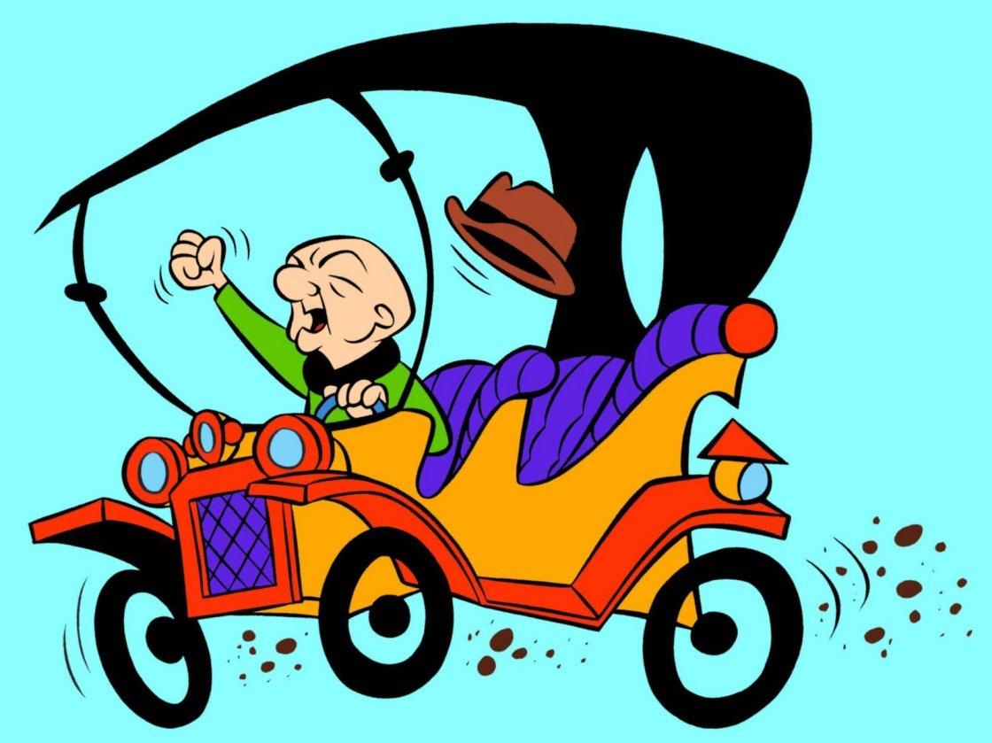 MR MAGOO CAR COLOR CROP