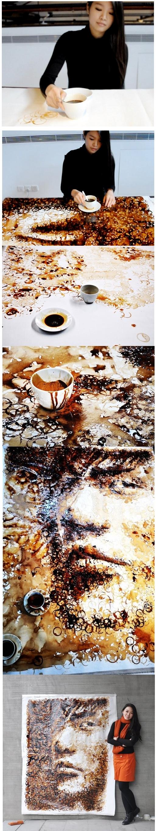 O que fazer com uma xícara de café ?