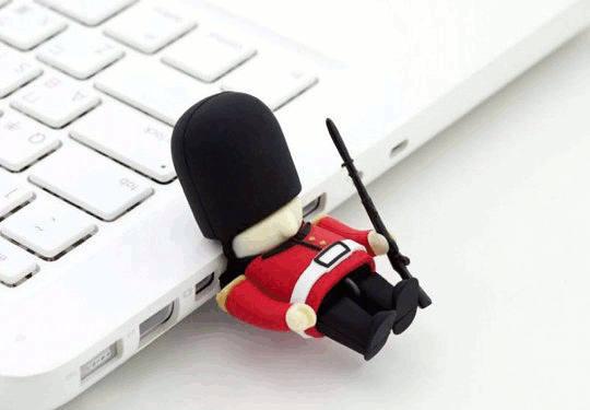 Mounting USB disks to write live USB
